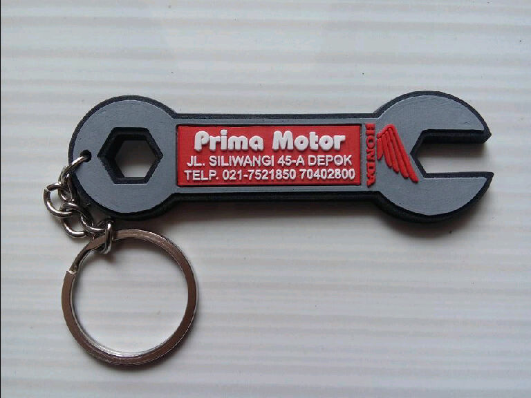 gantungan kunci motor